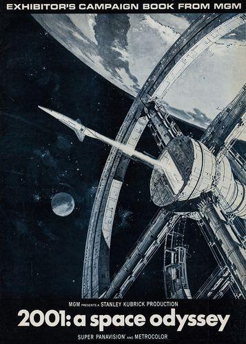 星际迷航太空电影科幻海报2001太空漫游装饰画壁画挂