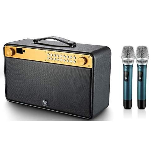 声优q10户外唱歌萨克斯音响二胡乐器演奏电吹管超重低音内录音箱 无线