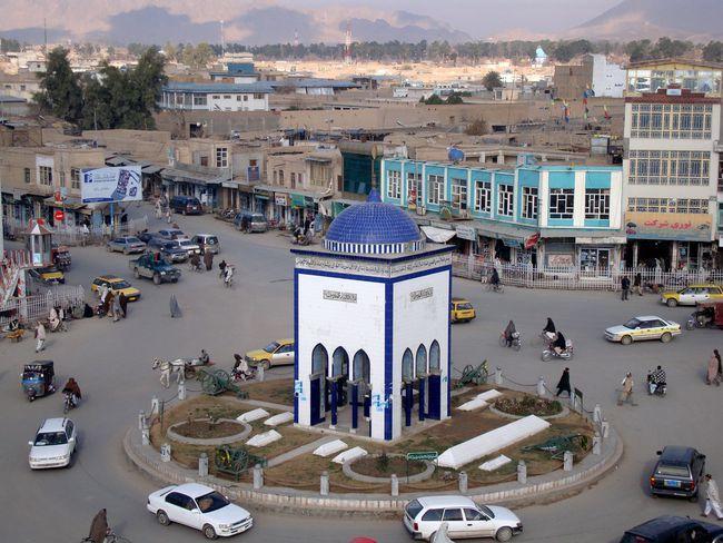 誓此城对塔利班来说坎大哈这座城池有多重要