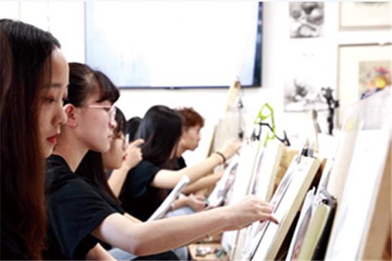 山西太原画室高考美术培训-三和艺考