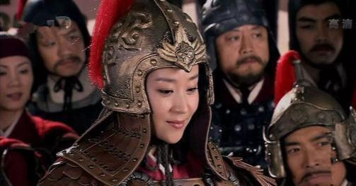 17,杨排风,杨府烧火丫头,使一条烟火棒,后来杨门女将出征,都以其为