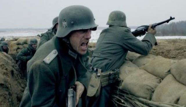 二战德军战斗力有多猛东西南线以一敌三单挑没人是对手
