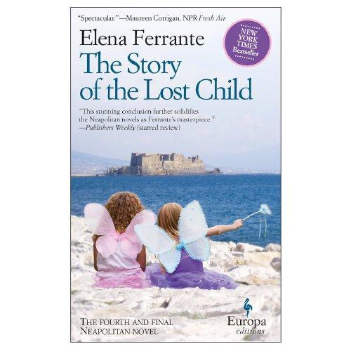 4:失踪的孩子 我的天才女友 费兰特 the story of the lost child