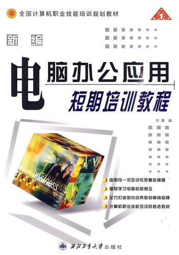 【二手8成新】 全国计算机职业技能培训规划教材:新编