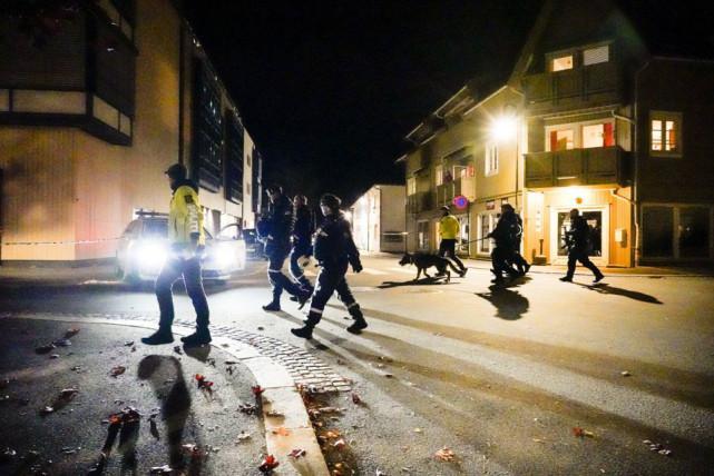 挪威发生弓箭袭击致5死2伤