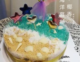 天空iris做的天空iris的生日蛋糕汇总