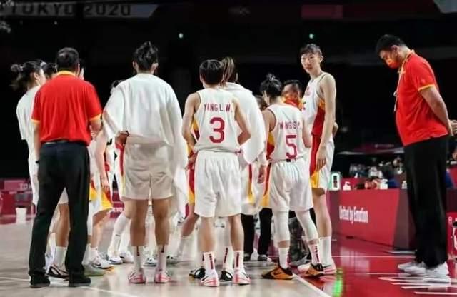 伦敦奥运中国对美国篮球