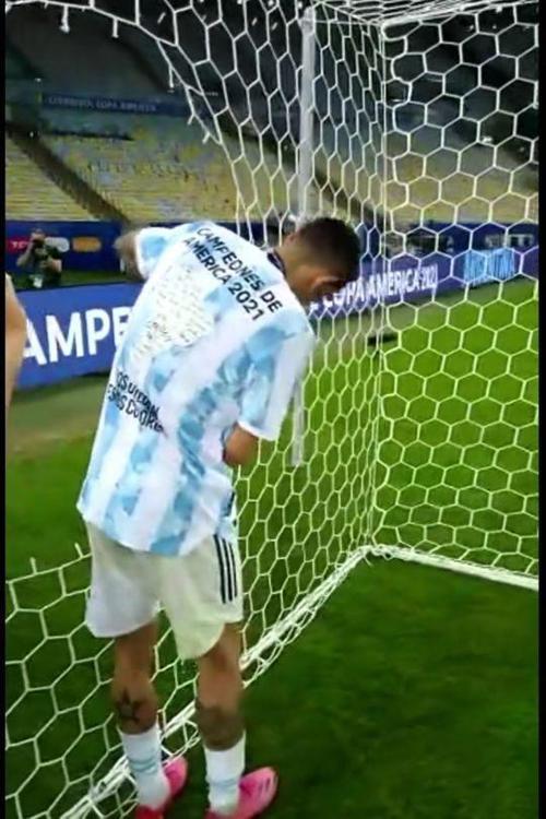 2021年美洲杯阿根廷取胜