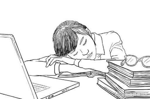 千万不要头压手上睡觉##健康