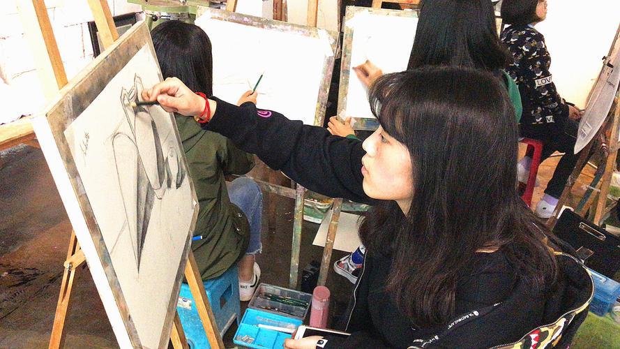 聊城美术艺考班