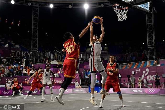 美国84年奥运会篮球
