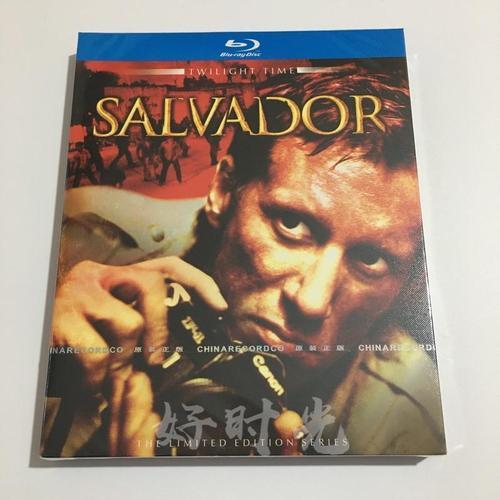 萨尔瓦多 突破炼狱奥利弗斯通经典战争传记电影bd蓝光