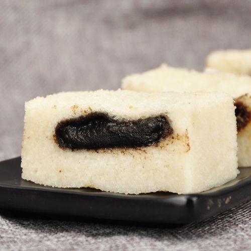 米糕手工特产散装 老式豆沙馅糕点红糖米糕糯米糕白米糕苏州松糕 红糖