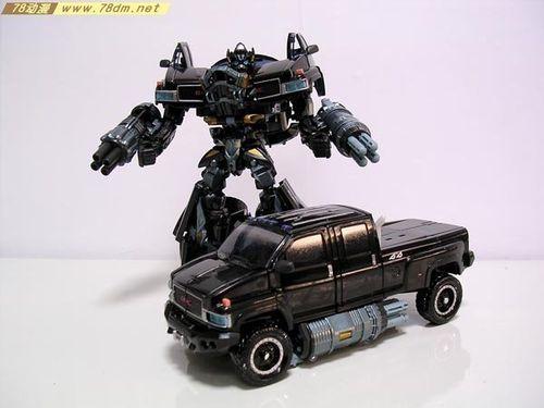 【孩仕宝】玩具模型 07电影版 变形金刚 铁皮 金属重涂版 散货