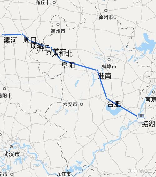铜陵到郑州高铁沿途停靠站_铜陵到郑州的汽车都经过河南哪里啊?经过河南周口吗?