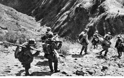 当时中原大战刚刚结束,阎锡山下野在大连避难,而原属于西北军的高桂滋